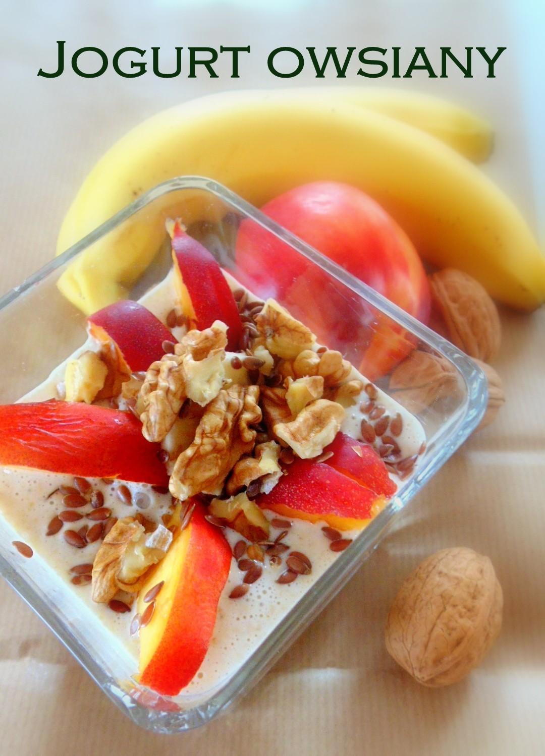 jogurt owsiany