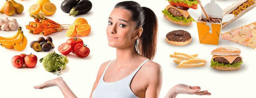 Odpowiednia dieta odchudzająca