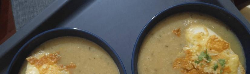 Zupa cebulowa na odchudzanie