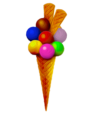 Dietetyczne lody