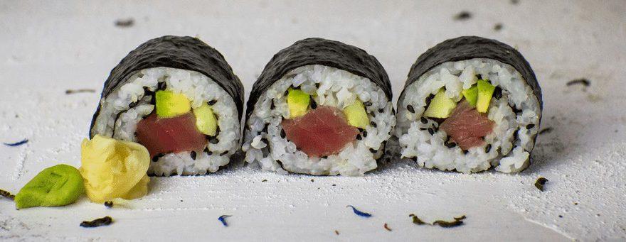 Dietetyczne sushi - czy warto jeść