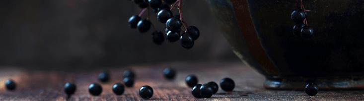 Przepis na sok z czarnego bzu