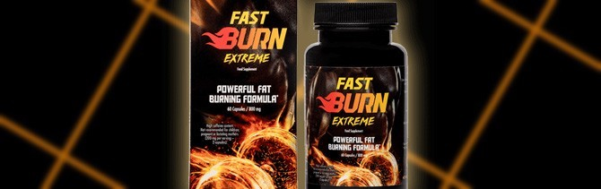 Spalacz tłuszczu Fast Burn Extreme - opinie i efekty