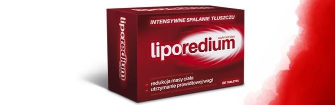 Liporedium opinie i efekty